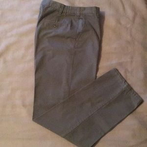 Olive Colored Casual Pants size 14